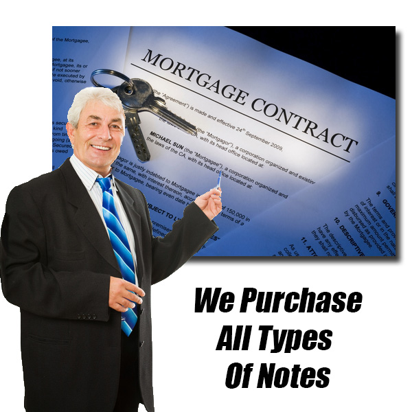 We Purchase All Types of Notes